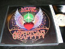 MORE AMERICAN GRAFFITI 2 Lp Movie Soundtrack Gatefold Mouse Kelley Cv 1979 Orig