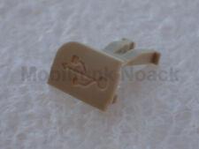 Original Nokia 6300 USB Connector Cover | USB Abdeckung in ALL Gold NEU