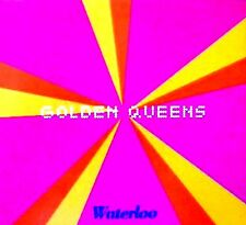 CDM - GOLDEN QUEENS - WATERLOO (ABBA SONG) NEW STORE STOCK