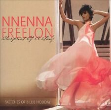 Blueprint of a Lady: Sketches of Billie Holiday by Nnenna Freelon (CD,...