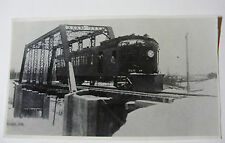 USA581 - Electric Short Line Railway - TROLLEY TRAIN No310 PHOTO Minnesota USA