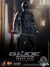 1/6 Scale GI Joe Retaliation Snake Eyes Action Figure by Hot Toys