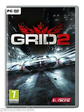 GRID 2 for PC VISTA/7/8 SEALED NEW