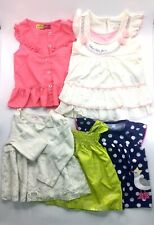 Lot Of 5 Girls Dresses Size 24mths