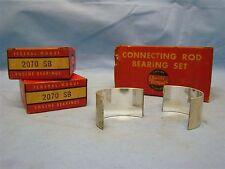 1950 - 1956 Ford Allard 92 1508 Consul Palm Beach Rod Bearings STD USA NOS