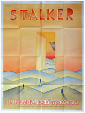 STALKER - Tarkovski 1979 affiche originale