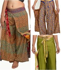 Wholesale lot of 10 Bohemian Gypsy Hippie Yoga Wrap Pants