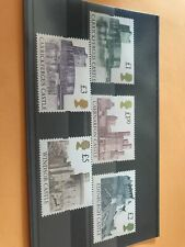 GREAT BRITAIN SG1611-1614, SCOTT # 1445-1448 SET Mint NH