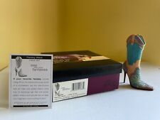 Just The Right Shoe by Raine Shoe Miniatures - Paisley West #25386