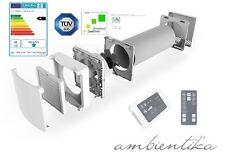 Ambientika WIRELESS- RECUPERATORE DI CALORE - ventilazione meccanica controllata
