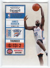 Playoff Not Autographed Basketball Trading Cards