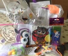Caja de Artesanía de Halloween para niños (arte rasguño, Espuma, Pegatinas, Perlas etc.) últimos