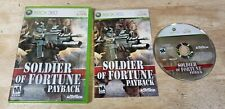Soldier of Fortune Payback for Xbox 360 Tested