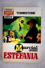 Tombstone / Estefanía, M. L.
