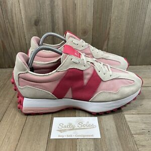New Balance FIGS X 372 Staud Pink Shoes Sneakers Limited Edition Women's size 10