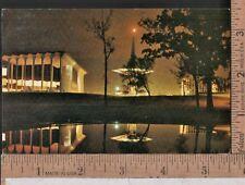 1970s UNUSED POST CARD ORAL ROBERTS UNIVERSITY, TULSA, OK