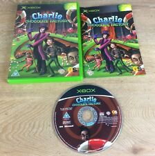 Charlie and the Chocolate Factory ☆ Microsoft Xbox ☆ Completo ☆ PAL Juego Gratis P&P ☆