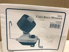 Yarn Winder Winds into Center Pull Balls NEW Lacis