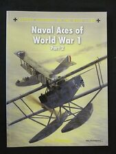 Osprey: Naval Aces of World War 1 part 2 - Aircraft of the Aces 104 - Hans Brand