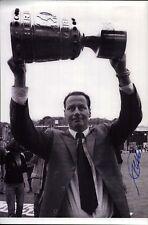 Huub Stevens Niederlande DFB Pokal - Fußball Orig. Autogramm Fotoabzug (D-2420+