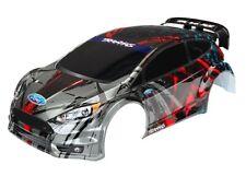 Traxxas Karosserie Ford Fiesta ST Rally fertig lackiert - 7416