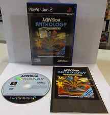 Console Gioco Game SONY Playstation 2 PS2 PAL Play ACTIVISION ANTHOLOGY Atari -