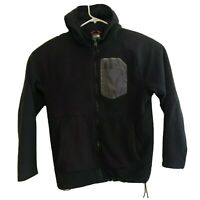 The North Face Men's Borod Full Zip Hoodie Black Size Large