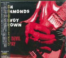 KIM SIMMONDS AND SAVOY BROWN-THE DEVIL TO PAY-JAPAN CD F30