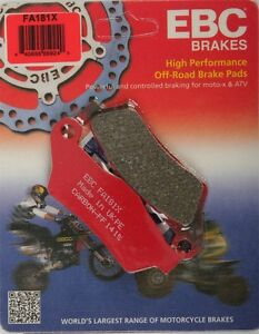 EBC - FA181X - X Series Carbon Brake Pads