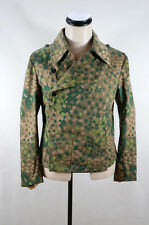 WWII German Elite DOT 44 camo panzer wrap/jacket S