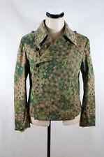WWII German Elite DOT 44 camo panzer wrap/jacket XL