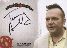 Sons of Anarchy Season 4 & 5 Autograph Card TA Tom Arnold as Georgie Caruso