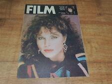 Film 13/1984 polish magazine Lois Chiles, Jane Birkin, Monica Vitti, Fernandel
