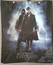 FANTASTIC BEASTS THE CRIMES OF GRINDELWALD SDCC 2018 COMIC CON SWAG BAG
