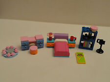 LEGO Simpsons House Lisa's Bedroom Furniture Camera Bed 71006