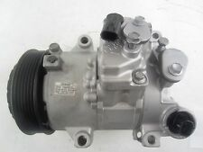 Fits Toyota Corolla 2011-2013 A/C Compressor with Clutch Denso Remanufactured