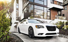 "CHRYSLER 300 SRT8 2012 NEW A1 CANVAS PRINT POSTER FRAMED 33.1""x20.7"""