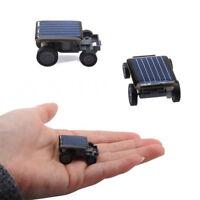 Creative Smallest Mini Racer Solar Power Car Children's Educational Toy Gift