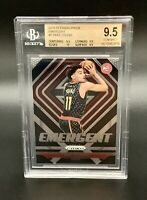 2018 Panini Prizm Emergent Trae Young Rookie #5 BGS True 9.5 w/Sub 10 -4 Charity