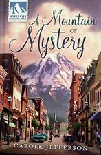 Mysteries of Silver Peak #1-Mountain of Mystery-Carole Jefferson- Guidepost