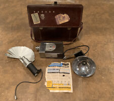 Vintage Rare Revere 16mm Magazine Load Movie Camera with Case and Accessories