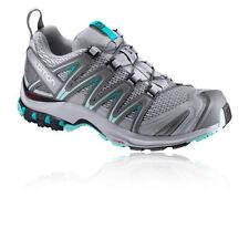 Zapatillas fitness/running de mujer de color principal gris sintético