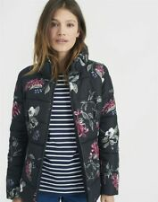 Joules Zip Polyester Floral Coats & Jackets for Women