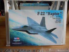 Modelkit Hobby Boss F-22 Raptor on 1:72 in Box