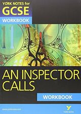 An Inspector Calls: York Notes for GCSE Workbook (Grades A*-G),Mary Green