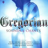 GREGORIAN SOUNDS & CHANTS  2 CD NEU