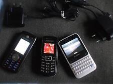 Lotto 3 cellulari,Samsung - Motorola - Alcatel