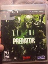 Alien vs. Predator (Sony PlayStation 3, 2010)