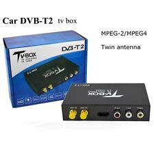 DVB-T2 HD ad alta velocità decoder auto Digitale Terrestre DVB T2 Per Automobile