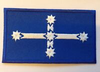 EUREKA FLAG ** Aussie Patriotic IRON ON/SEW ON PATCH ** Aussie Seller